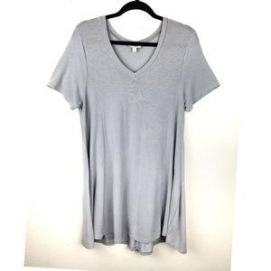 ⭐2/$10 Sale Umgee Short Sleeve Tee Shirt Dress